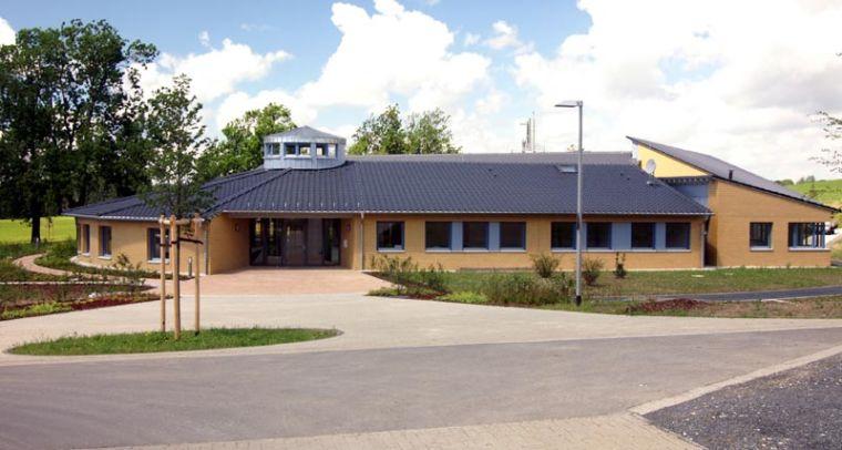 Neubau einer Werkstatt für Behinderte der Vogtlandwerkstätten gGmbH Greiz