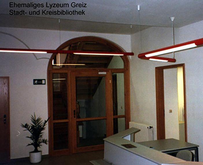 Bibliothek Greiz Elektrotechnik