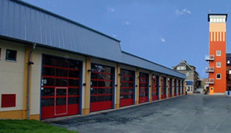 Feuerwehr Greiz Elektro- und Kommunikationstechnik