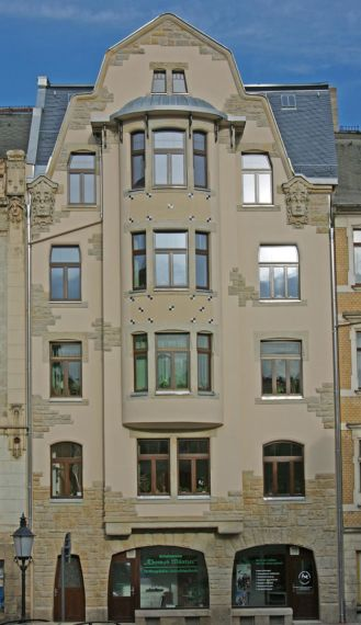 Geschäftshaus Thomasstraße / Marktstraße in Greiz Elektro- und Kommunikationstechnik