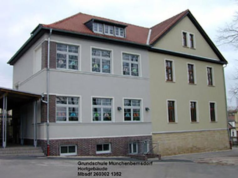 Grundschule Münchenbernsdorf Elektro- und Datentechnik