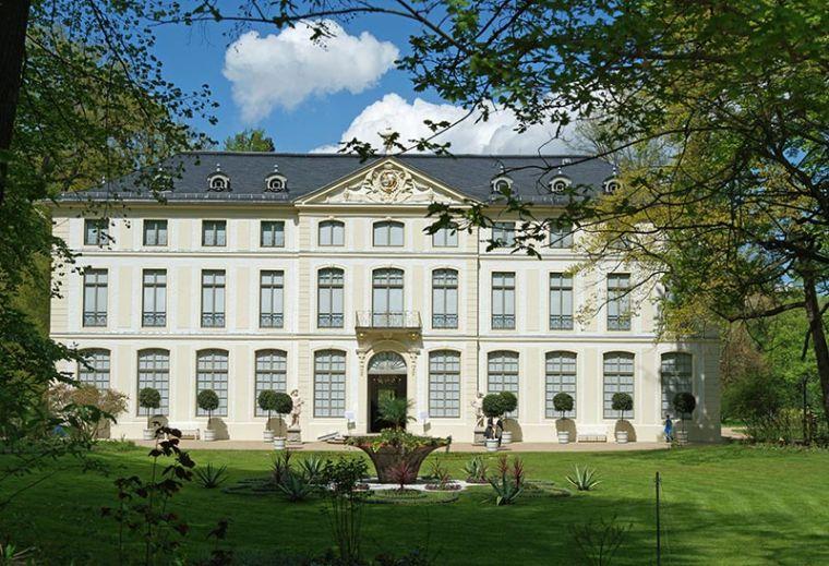 Sommerpalais im Greizer Park Elektrotechnik und Meldeanlagen